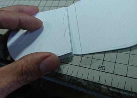 馬蹄型コインケースの作り方 レザークラフト